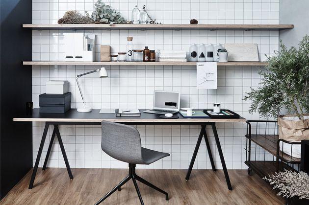 Gaaf minimalistisch kantoor in het Chinese Shanghai
