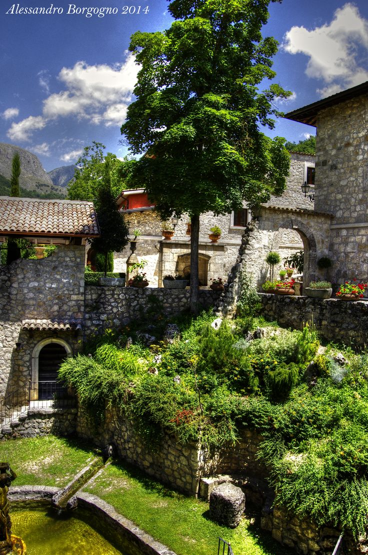 Celano - Abruzzo - Italy / by Alessandro Borgogno