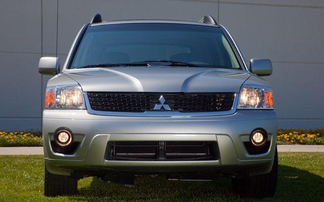 Galerie de photos « Mitsubishi Endeavor 2011 », photo 1/4