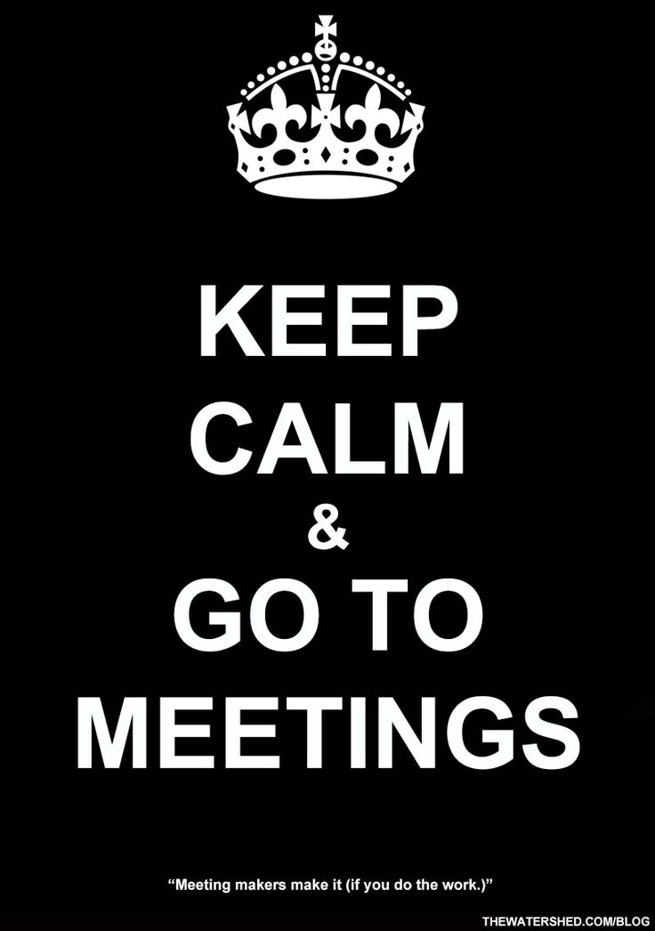 Meetings play a huge role in keeping me sober and on this new course of life! :)