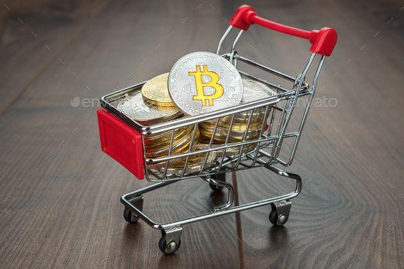 bitcoin shopping)