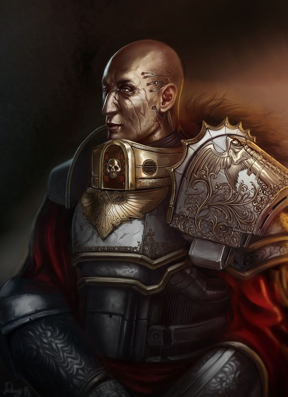 inkary: Mr inquisitor by *Inkary | wh40k | Pinterest