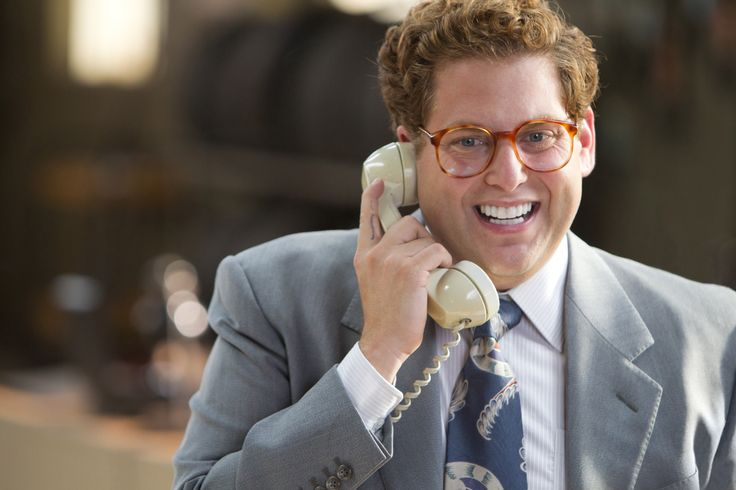 TIL Jonah Hill had to be hospitalized while filming Wolf of Wall Street because he snorted so much fake cocaine.