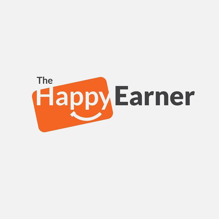 Happy Earner Logo Design