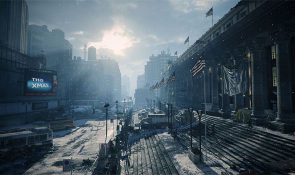 The Division ONLINE PS4 and Xbox One: New Incursions update from Ubisoft LIVE