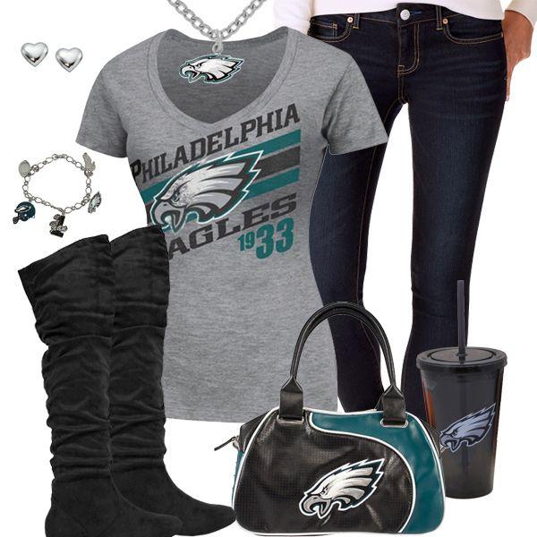 Philadelphia Eagles Fashion - Trendy Chill Eagles Fan