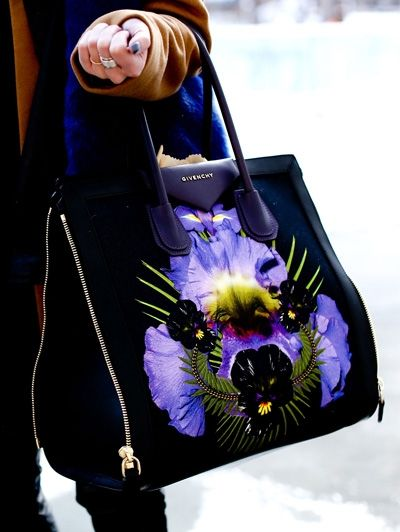 Too beautiful--Givenchy bag.