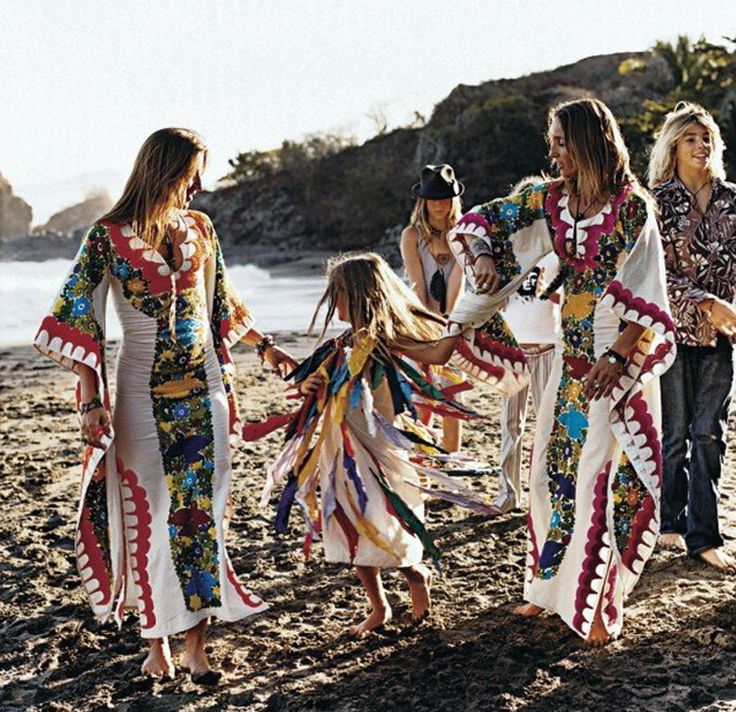 Les-Gazelles - Mexican Dress - so beautiful: Beaches, Fashion, Gypsy Style, Hippie, Dresses, Boho, Families, Bohemian, Kaftan