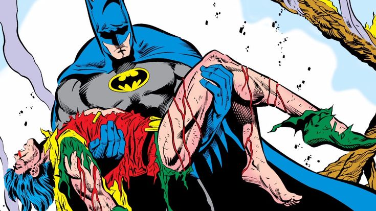 The 10 Most Ground Shaking Comic Book Deaths Ever Drawn on Paper