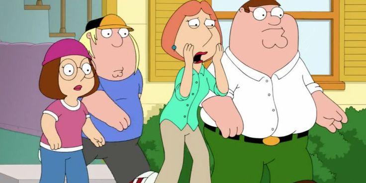 """""""Life of Brian"""" episódio polêmico da série animada Uma Família da Pesada"""