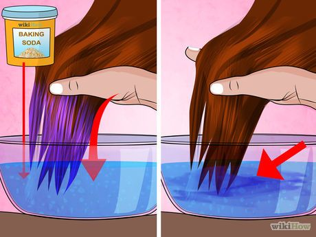 How to dye your hair easily with kool aid!