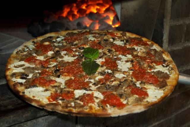 The Best Pizzas on the Las Vegas Strip: Grimaldi's Pizza at Palazzo Las Vegas