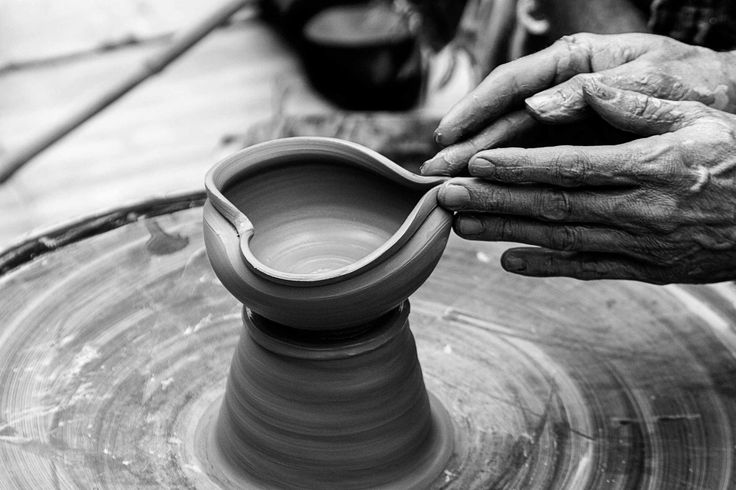 #happyweekend #relax #creative #refreshed #pottery 6 ways creativity helps you refresh!
