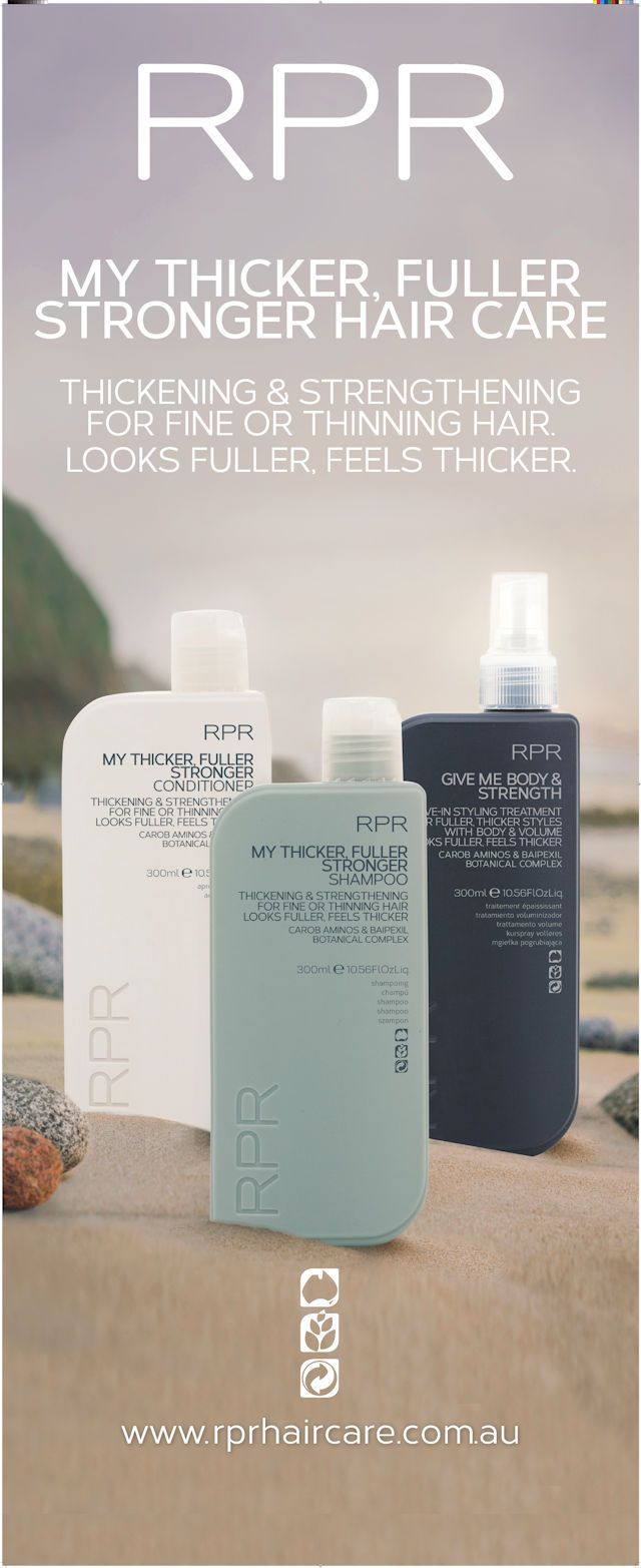 Thickening and strengthening for fine or thinning hair. With Carob Aminos & Baipexil Botanical Complex