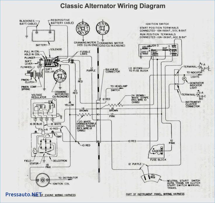Unique northstar Generator Wiring Diagram