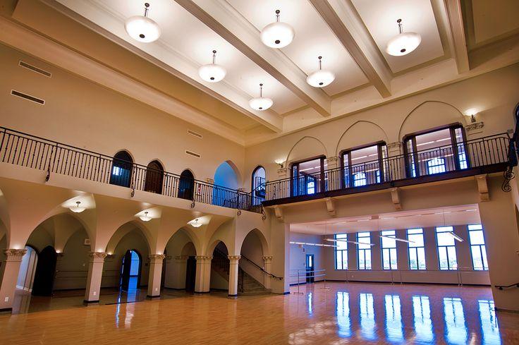 Pythian Hall || St. Louis Wedding Venues || Urban Canvas: Events & Spaces