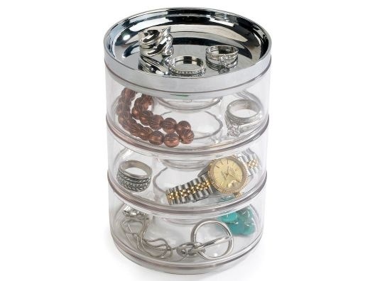 Vault Jewelry and Accessory Organizer #sponsored
