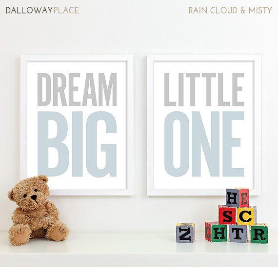 Baby Boy Nursery Decor Boy Nursery Art Kids Wall by DallowayPlace, $40.00