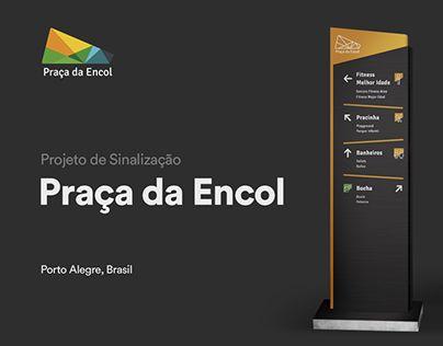 Praca Da Encol Is A Square Located In The City Of Porto Alegre Brazil