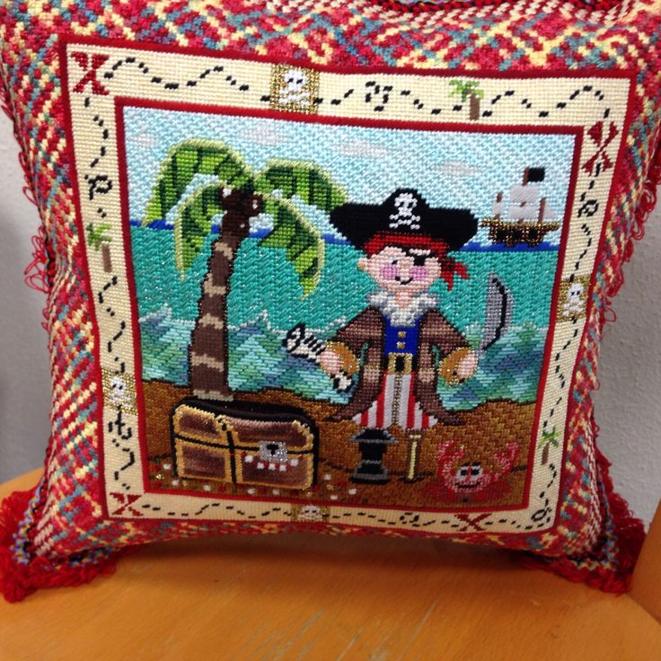 185 Best Images About Nautical Needlepoint On Pinterest