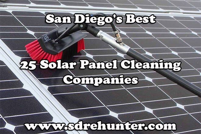 San Diego S Best 25 Solar Panel Cleaning Companies 2020 Cleaning Companies Solar Solar Panels