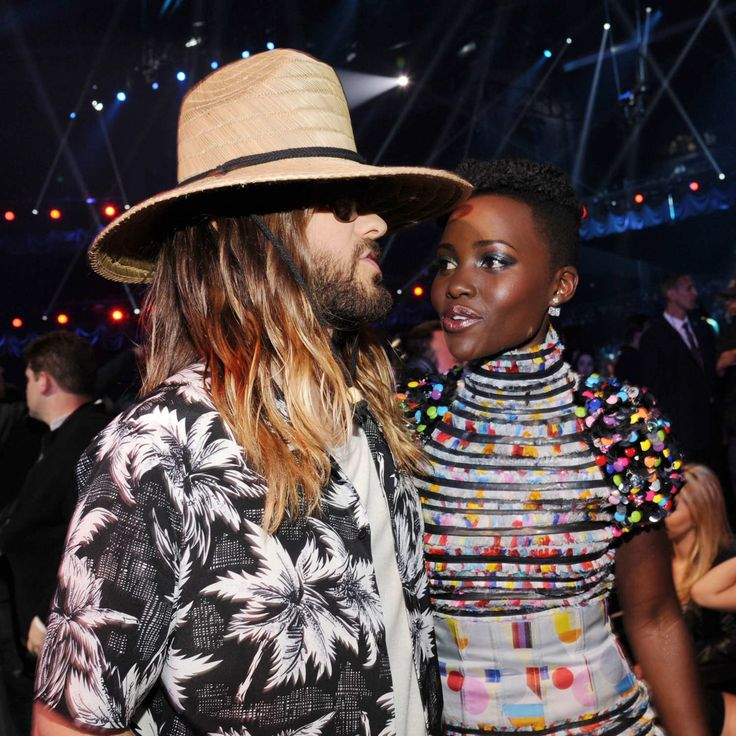 Lupita nyong is dating actor jared leto