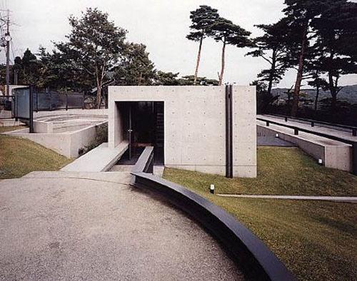 Koshino House. Ashiya, Hyogo, Japan. Tadao Ando, 1981