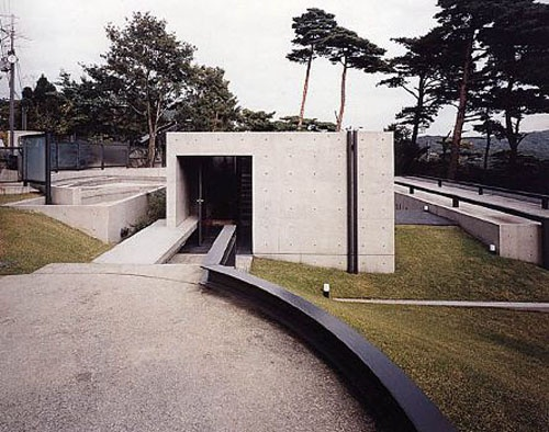Koshino House. Ashiya, Hyogo, Japan. Tadao Ando, 1981