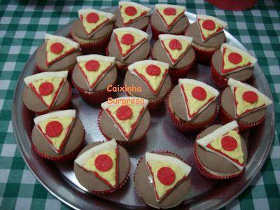♥ Villa D' Festa ♥: Pizza Party