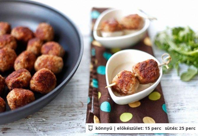 """""""Az igazi"""" svéd húsgolyók"""