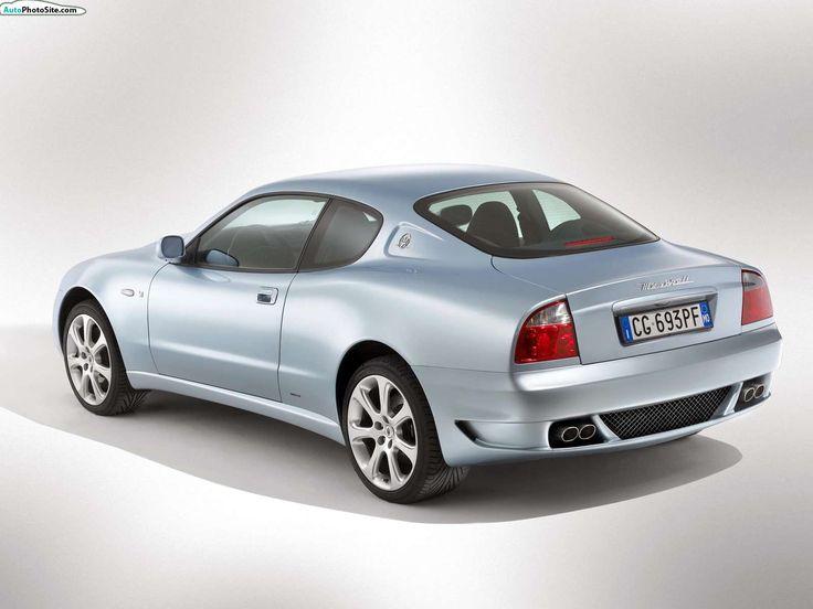 Maserati Coupe 2005 01