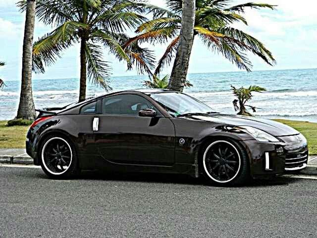 350z~ Red Interiors. Red InteriorsNissan