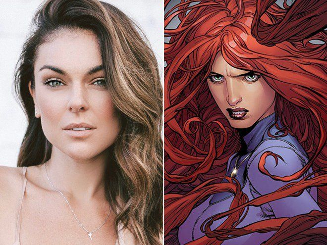 Serinda Swan interpretará a Medusa en The Inhumans.