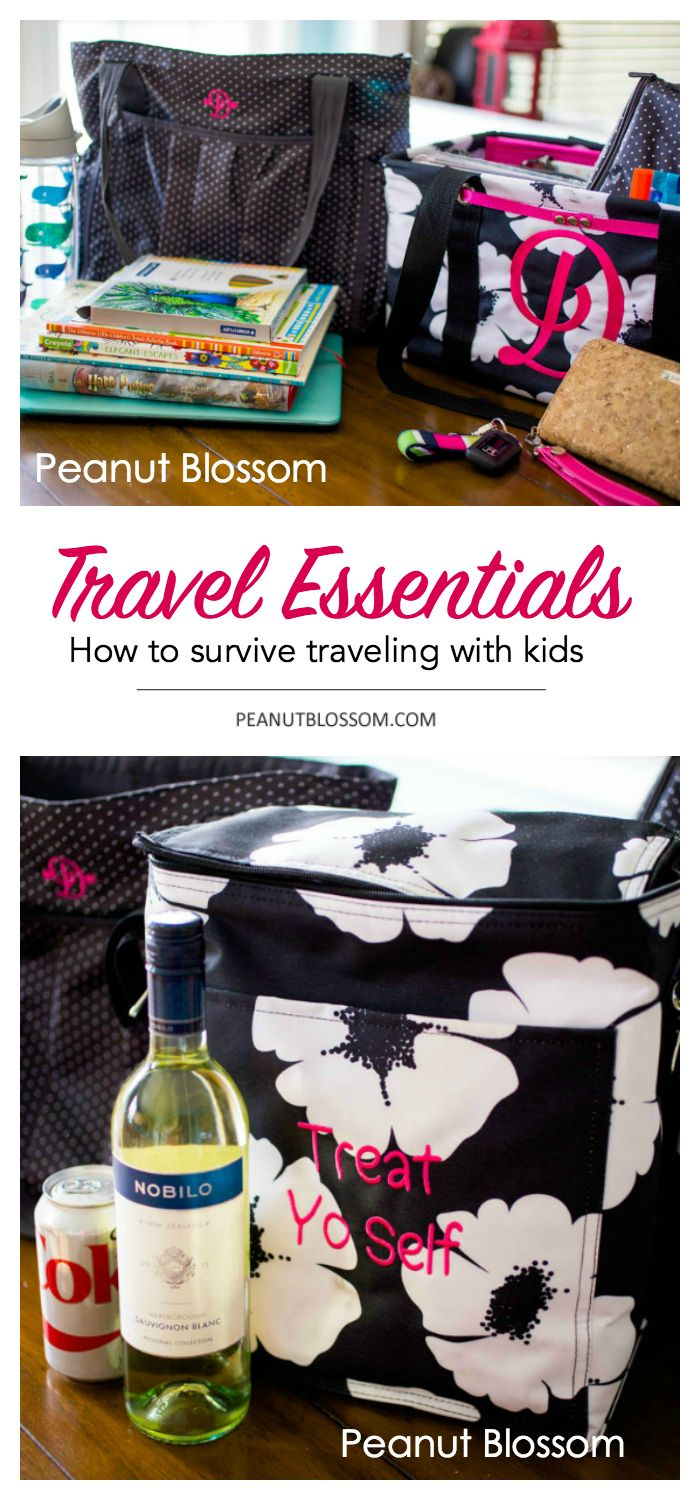 Great list of what to pack when traveling with kids on a long road trip