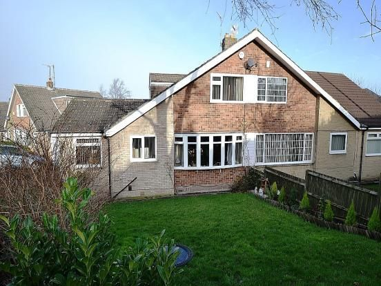209,000  3 bedroom semi-detached house for sale Brackendale Drive, Thackley
