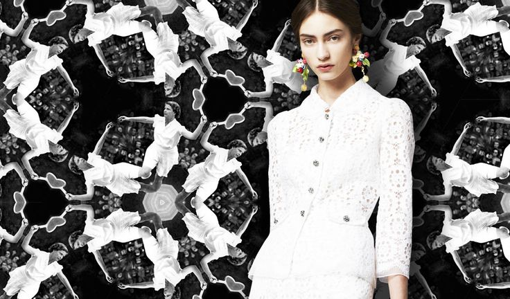 Wimbledon Dress Code with Dolce Fall Winter 2014 Collection