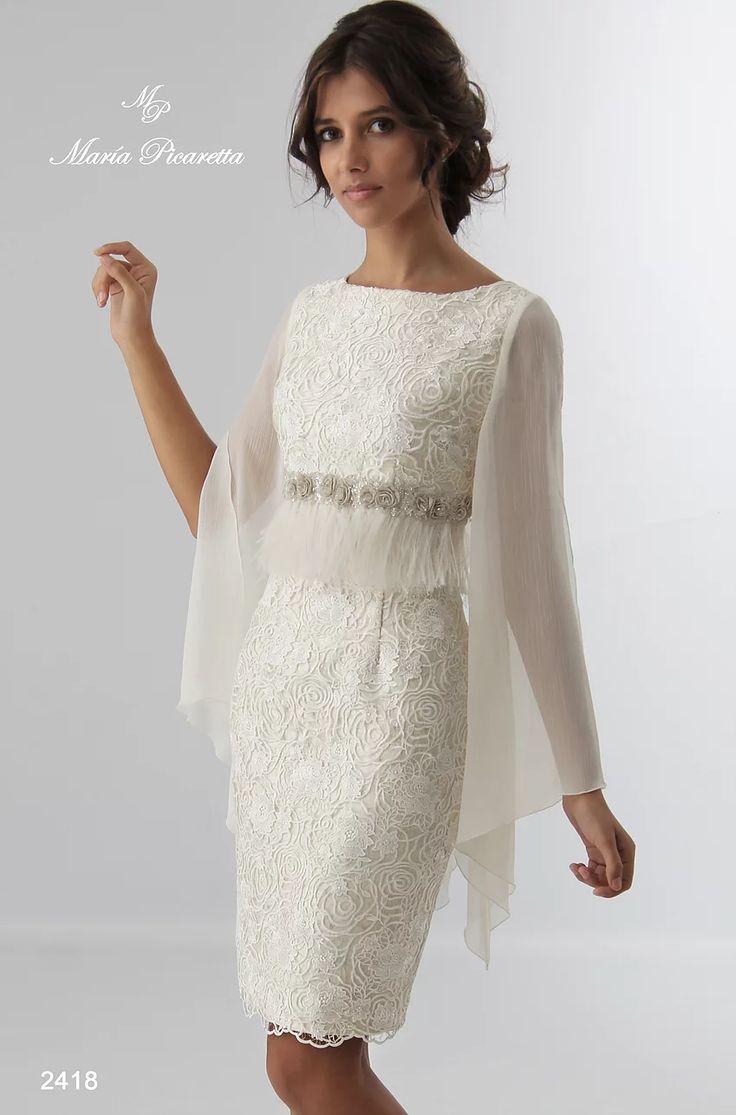 Vestidos para la novia madura