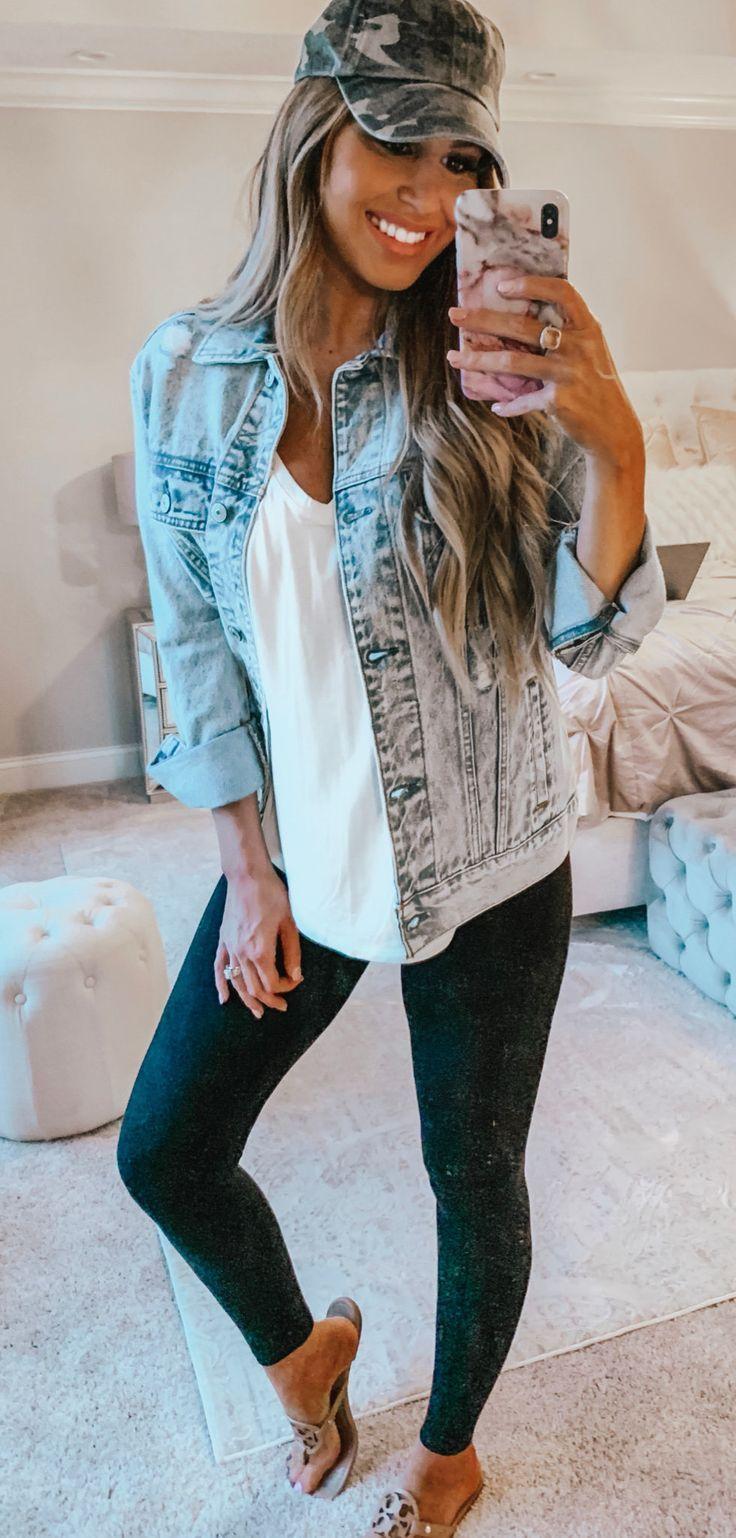 Über 30 hübsche Sommeroutfits, die Sie so schnell wie möglich tragen können