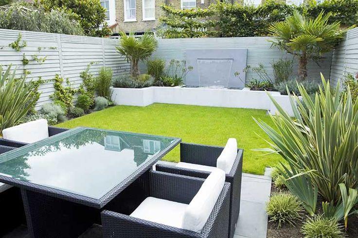small backyard designs | small backyard | Pinterest | Small Backyards