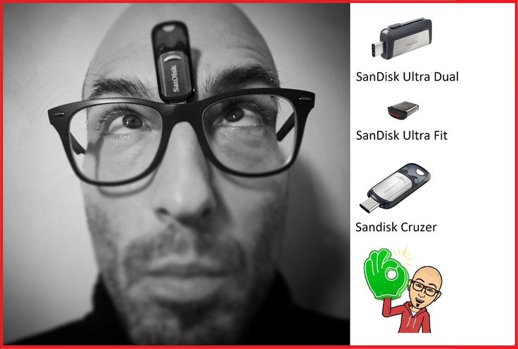 [Recensione] SanDisk USB 3.0 e USB-C 3.1 o entrambe gli ingressi