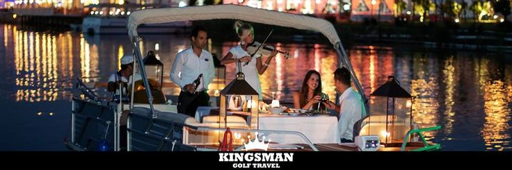 If not now, when? Book now www.kingsmangolf.com #play #golf #have #romantic #holiday #couple #dinner #yacht #tasty #food #violin #wine #titanic #deluxe #hotel #golfturkey #golfinturkey #golfbelek #turkey #antalya #belek #kingsmangolf