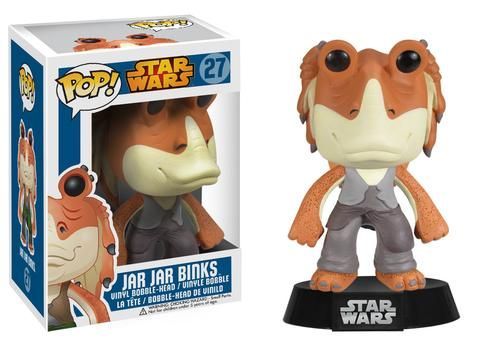 Funko POP! Star Wars: Jar Jar Binks