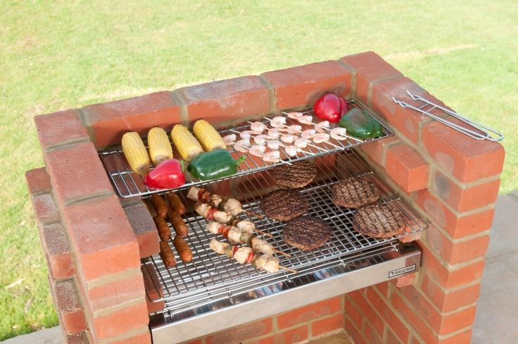 Comment construire un barbecue en brique- guide pratique et photos