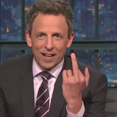 """Last week, TruthRevolt's Trey Sanchez wrote about what a hard time late night host Seth Meyers was having trying to get laughs with rude jokes about President Donald Trump. """"Abercrombie & Fitch has announced it's putting itself up for sale,"""" he said at a recent gig at theCouncil of Fashion Designers of America Awards. """"Meanwhile, thanks to Donald Trump, the United States has become a Banana Republic."""" Hilarity in the audience did not ensue. I guess he hasn&#39..."""