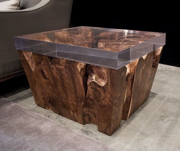 + best ideas about Unique wood furniture on Pinterest  Resin