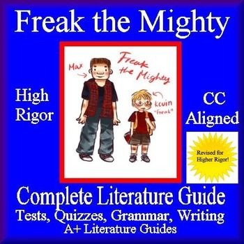 freak the mighty essay questions Write a five-paragraph essay discussing your thoughts on freak the mighty in your essay, answer the following questions this essay is supposed to.