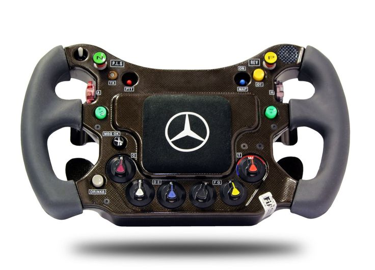 McLaren Formula 1 - Through the ages: steering wheels