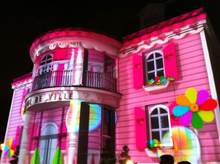 Projections monumentales 2014