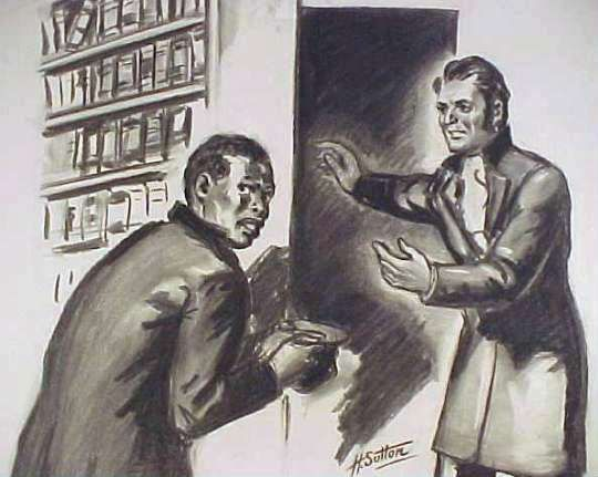 Underground Railroad Pictures A Station Of The: A Period Newspaper Illustration Of A Fugitive Being