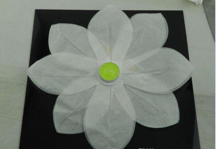 30 x lotusbloem drijvend chinese papieren lantaarns verjaardag trouwfeest(China (Mainland))
